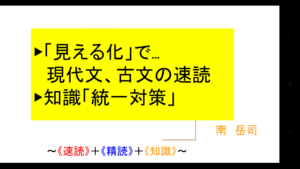 第3回石川県総合模試ゼミ国語